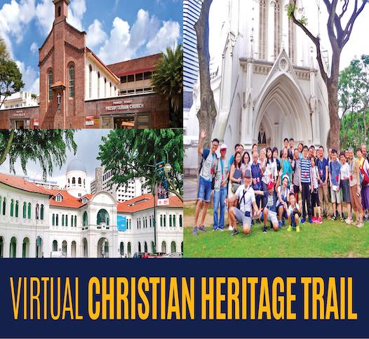 Virtual Christian Heritage Trail - 14 Nov 2020
